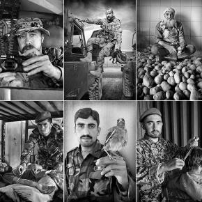 De Afganistán a Setenil: historias de soldados fotografiados por el militar JoséCamacho